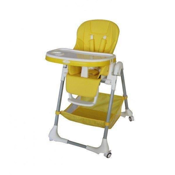 Стульчик для кормления Aricare 1014-B (Yellow), Aricare 1014B-Y, фото 2