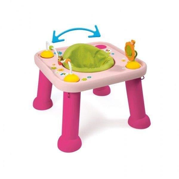 Развивающий игровой стол-трансформер Smoby 211310 (Розовый), Smoby 211310, фото 1