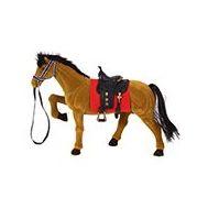 Лошадь флок в пакете,  2541, фото 1