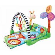 Развивающий коврик Fitch Baby Kick & Crawl Gym (зеленый), Fitch Baby km_8503, фото 1
