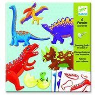 "Набор куколок ""Динозавры"", Djeco 09680, фото 1"