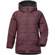 Куртка для девушки Didriksons BANCROFT, бургундия, 501903, фото 1