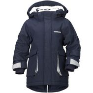 Куртка детская Didriksons INDRE PARKA, морской бриз, 501847, фото 1