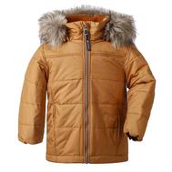Куртка детская Didriksons MALMGREN, охра, 501893, фото 1