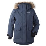 Куртка для девушки Didriksons SASSEN PARKA, морской бриз, 501953, фото 1
