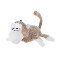 Игрушка детская Chericole Обезьянка Супермини, коричневая, интерактивная, CTC-SM-9818K, фото 1