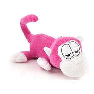 Игрушка детская Chericole Обезьянка Супермини, розовая, интерактивная, CTC-SM-9818P, фото 1