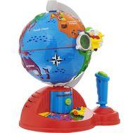 Глобус детский Vtech, музыкальный, обучающий, 80-065226, фото 1