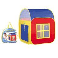 Детская игровая палатка 1toy, домик, сумка, 80х82х107 см, Т59899, фото 1