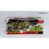 Динозавр на батарейках в коробке,  814A, фото 1