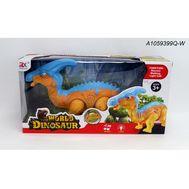 Динозавр на батарейках в коробке,  826A, фото 1