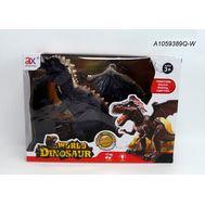 Динозавр на батарейках в коробке,  817A, фото 1