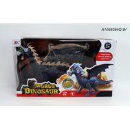 Динозавр на батарейках в коробке,  819A, фото 1