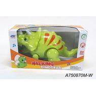 Динозавр на батарейках в коробке,  GC169-12, фото 1