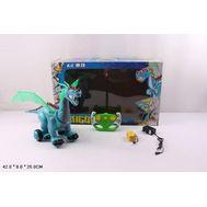 Динозавр на радио управлении в коробке,  888-2D, фото 1